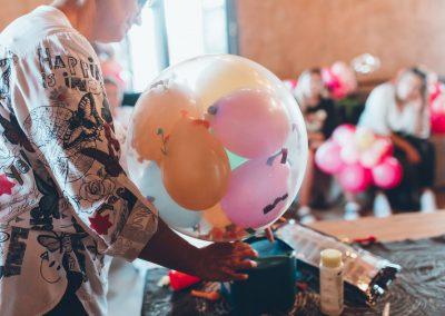 Tečaj dekoracije baloni