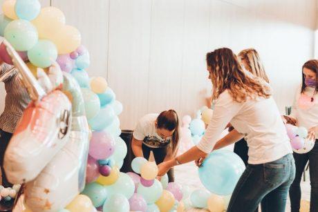 Master tečaj balon dekoracije Split